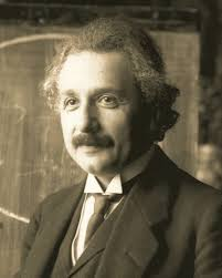 Do my thoughts create? Einstein believed it!
