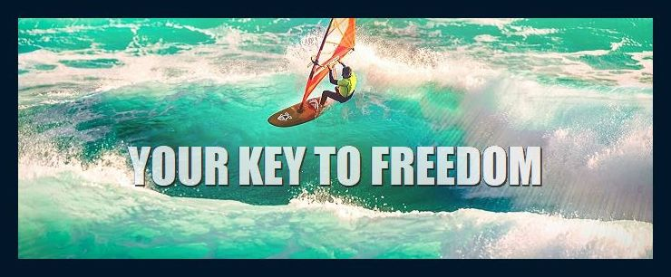 What-is-the-key-to-freedom-from-problems-icon-740