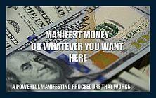 money-manifesting-icon