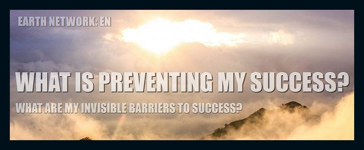 How to remove invisible barriers to success