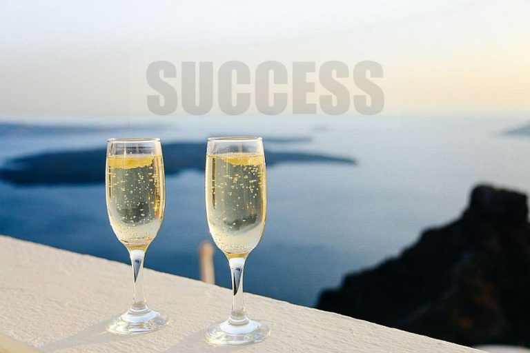 Scene pics success true using affirmations and confidence