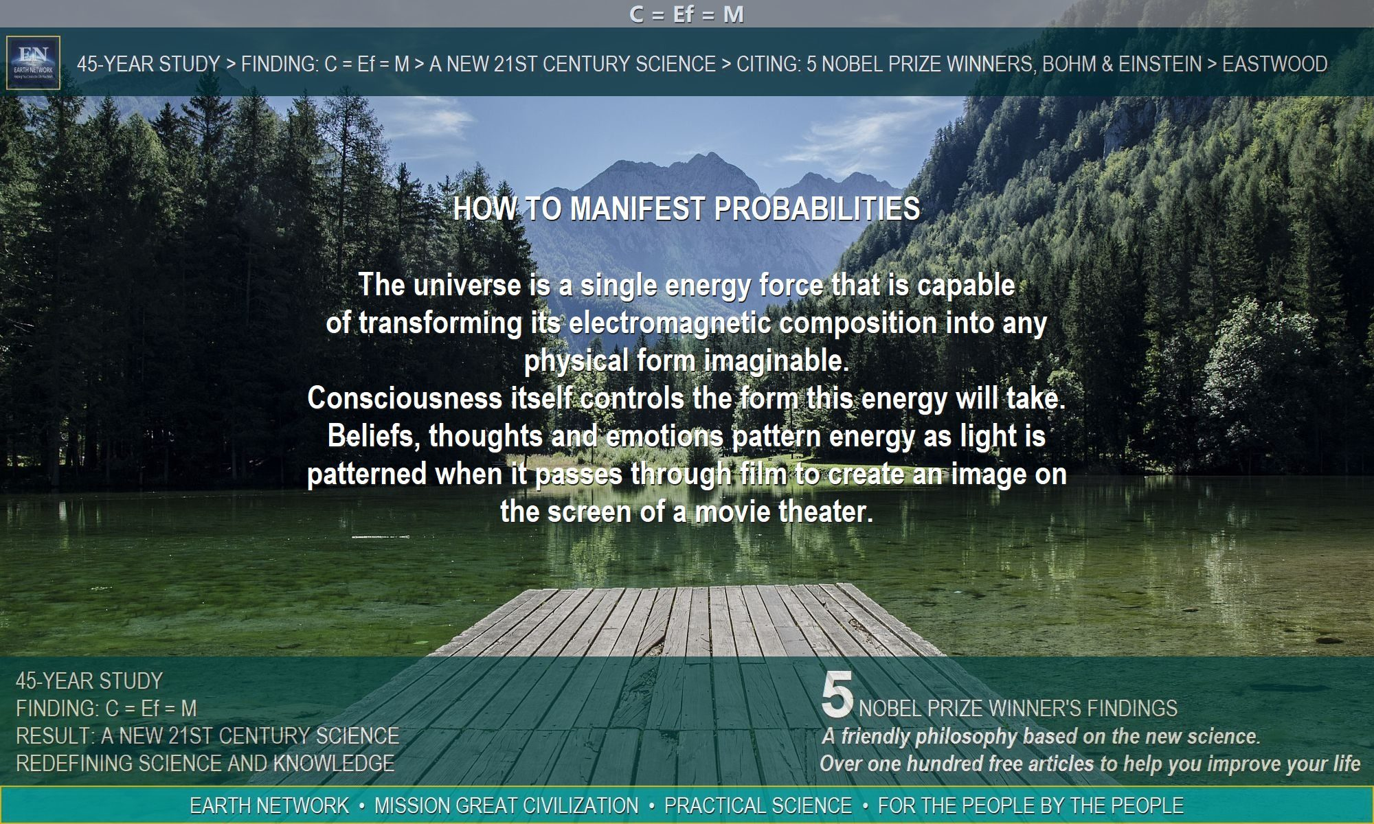 How Can I Use Metaphysics Conscious Co-Creation Manifesting to Change My Life Situation? What is metaphysics?