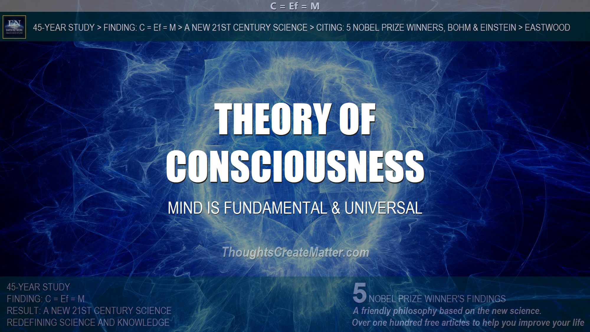 electromagnetic pulse depicts consciousness-science-theory-of-mind-is-fundamental-universal
