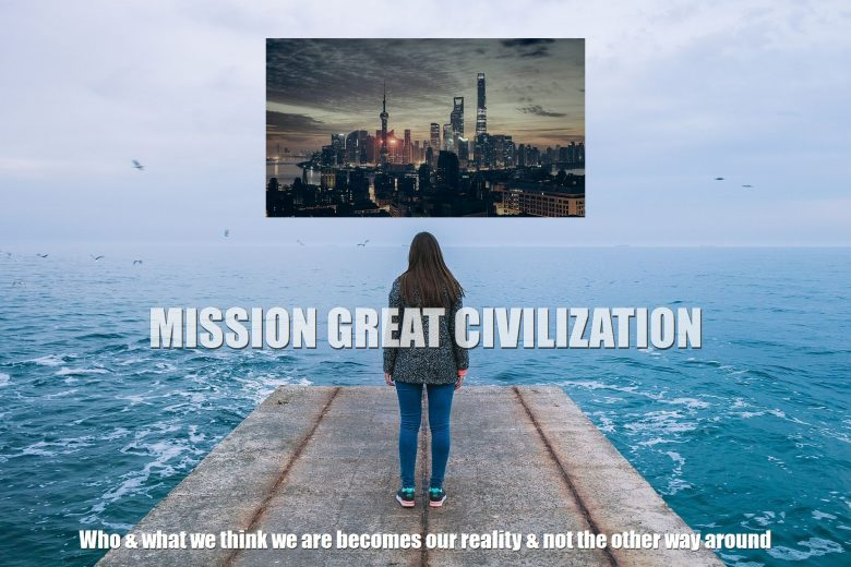 Mission-great-civilization-person-gazing-at-vast-ocean