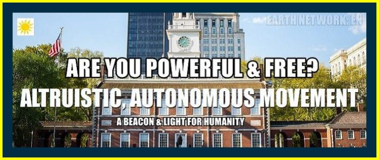 independence hall altruistic movement