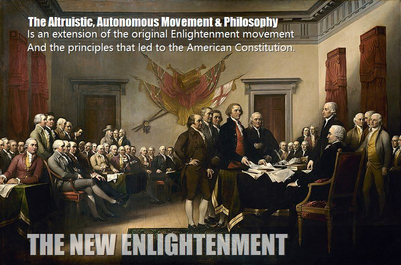 what-is-the-new-enlightenment-altruistic-autonomous-movement-philosophy-william-eastwood-founder