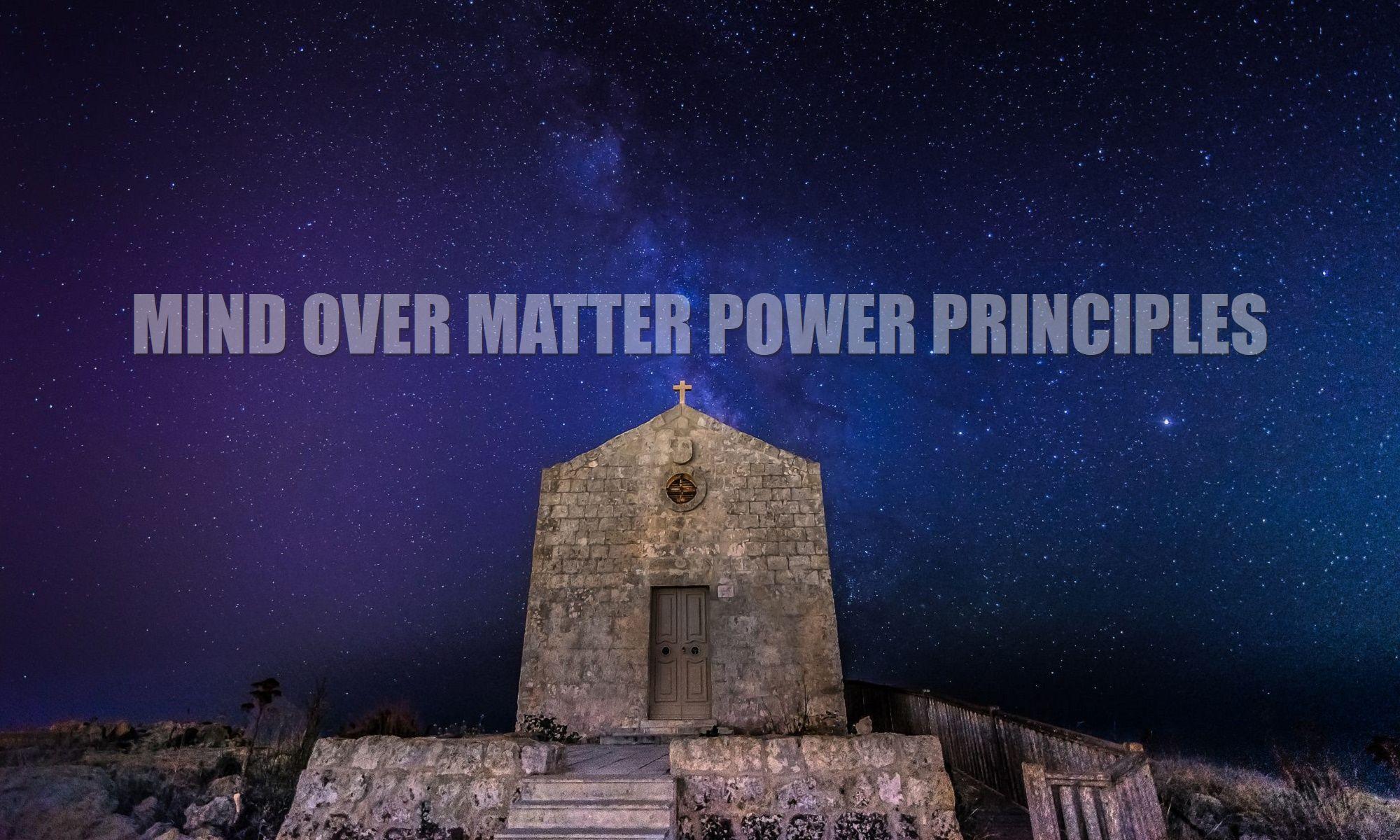 mind-over-matter-power-principles