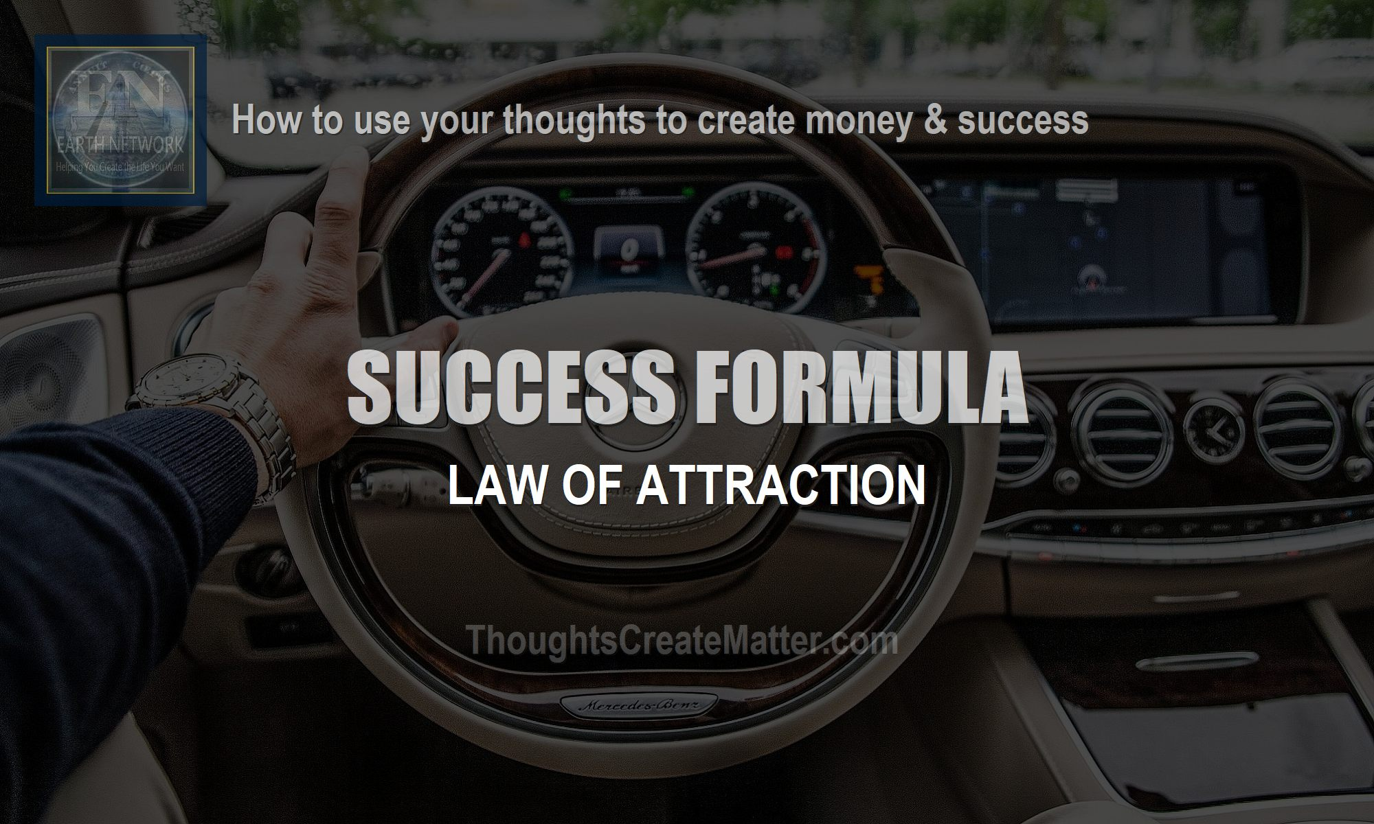 Rich-person-depicts-thoughts-create-money-success-formula-law-of-attraction-money
