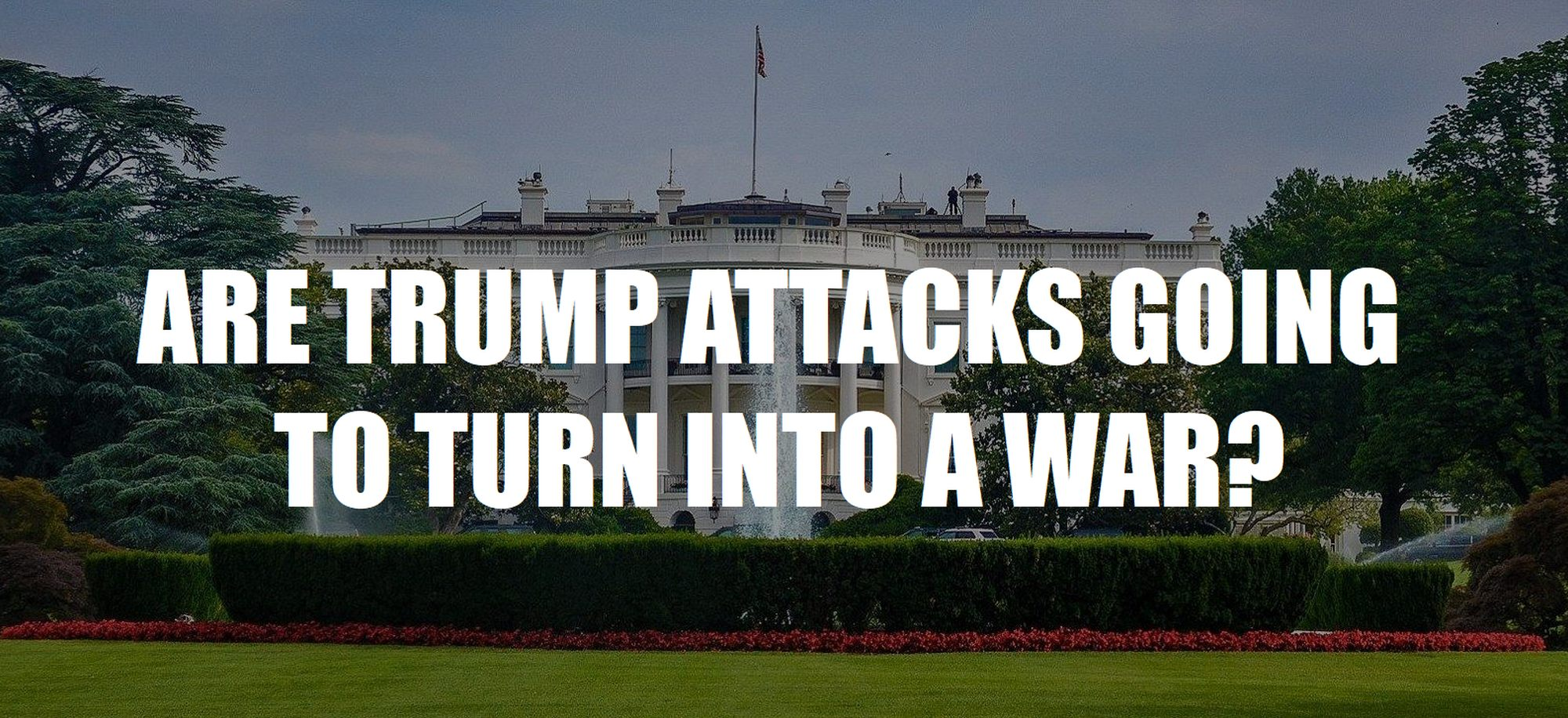 US Capitol setting where it all started depicts question are Trump attacks going to turn into a war and the question why, when and where are supporters planning new attacks in US cities, states Capitol cities and towns