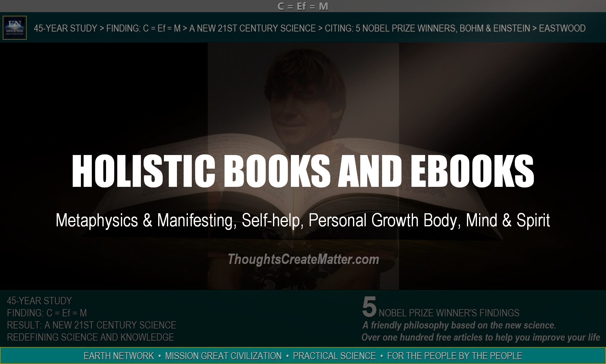 William Eastwood provides holistic books and ebooks on metaphysics manifesting, self-help. Best books on personal growth body, mind and spirit