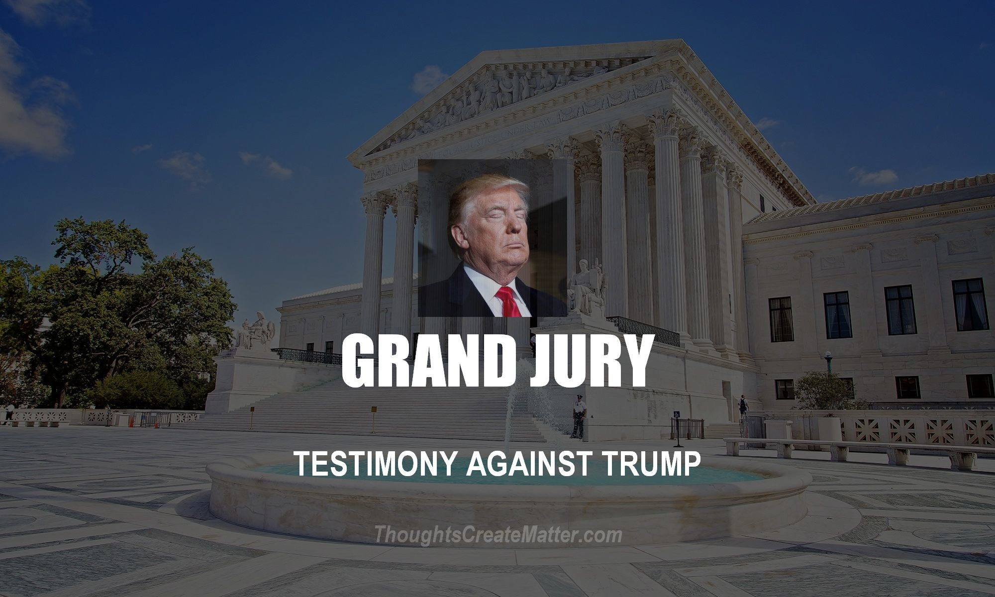 Supreme Court of the US depicts need for grand jury testimony against trump. Did Allen Weisselberg flip on Trump. Find out here.