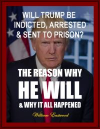 Trump depicts the big question: Will Trump be indicted, arrested and sent to prison?