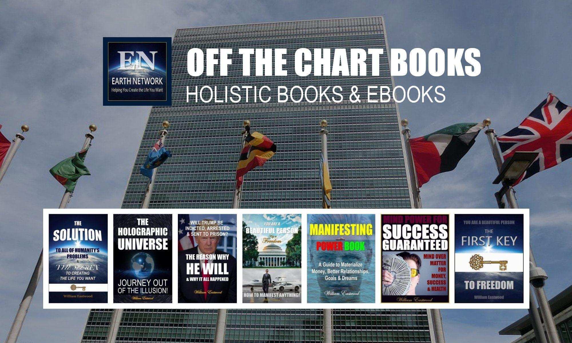 Holistic books & ebooks. Metaphysics & manifesting self-help. Personal growth, body, mind & spirit for EN.