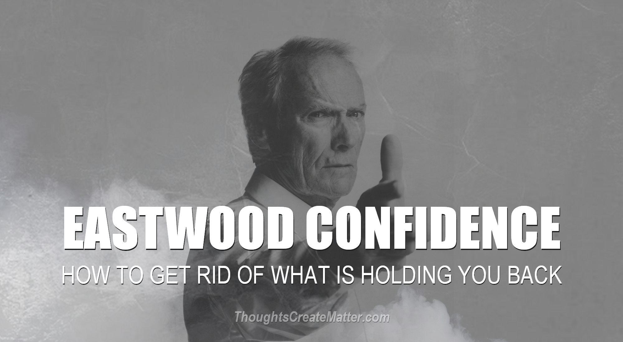 What is an inner judge and if I have one, how do I stop it? Eastwood confidence.